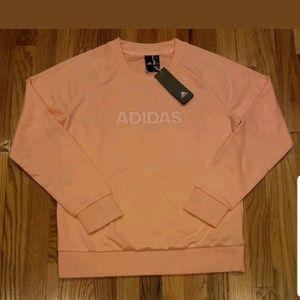 Adidas Women's Essential Crew Neck Sweatshirt